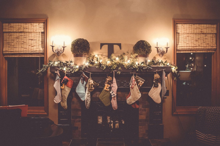 Declutter your house for Christmas